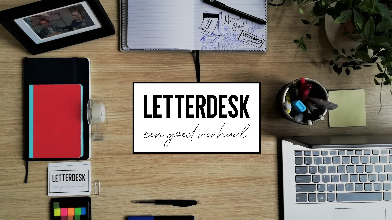Logo van Letterdesk
